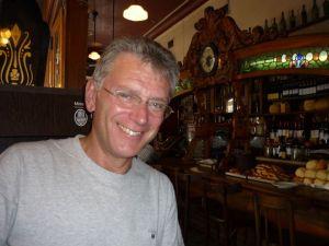 Phil in San Telmo Bar